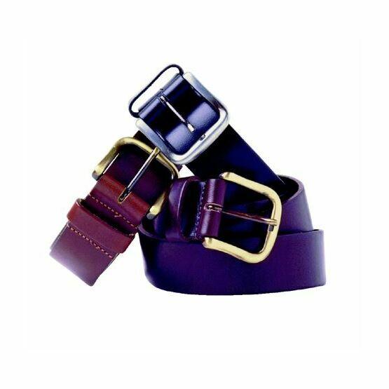 Hoggs Of Fife Leather Belt - Black