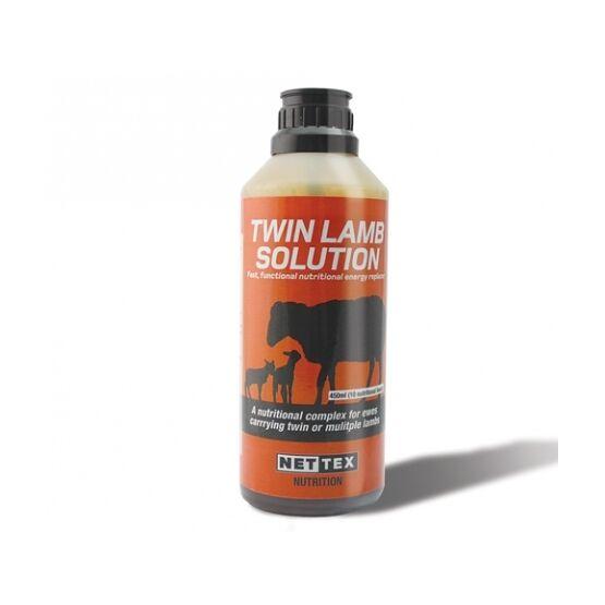 Nettex Twin Lamb Solution 450ml