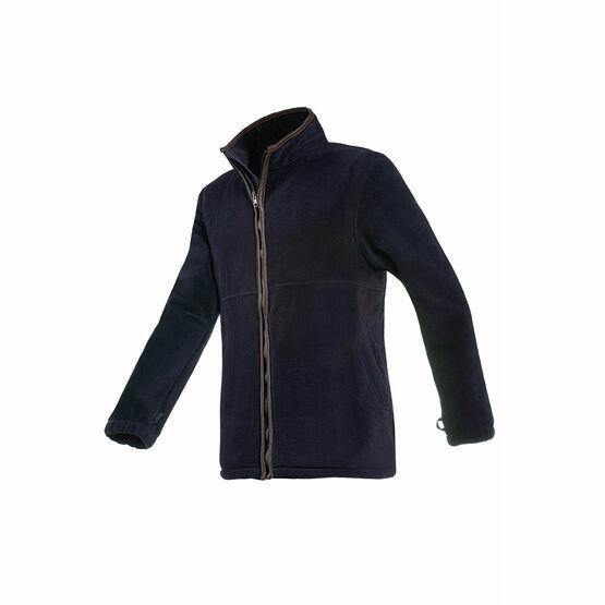 Baleno Henry Mens Fleece Jacket in Navy