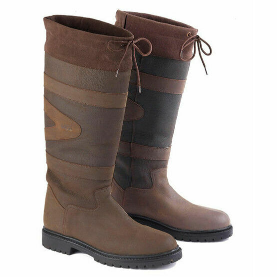 Toggi Quebec Country Walking Boots - Chocolate Brown
