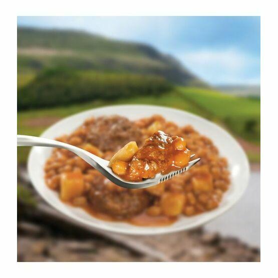 Wayfayrer Meal - Beans & Burgers Camping Food 300g