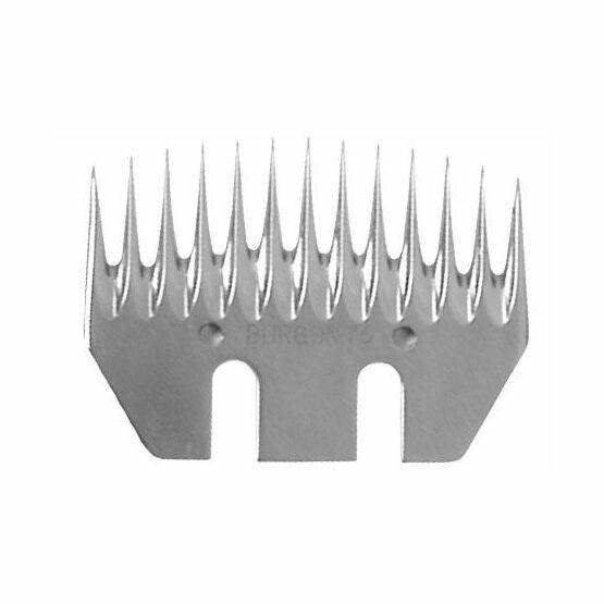 Burgon 76 Short Bevel comb 36mm