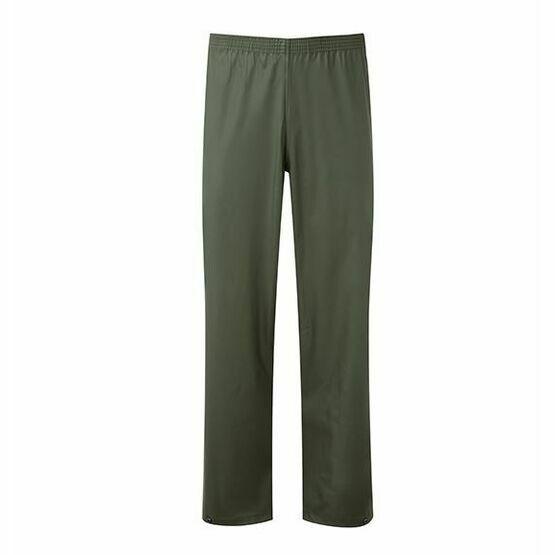 Fortex Olive Green Airflex Waterproof Trousers 921