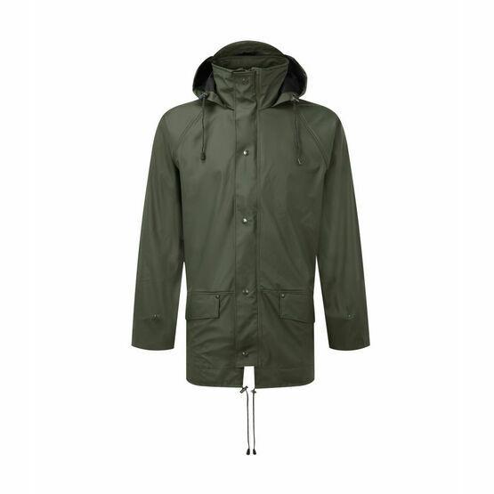 Fortex 221 Airflex Waterproof Jacket - Green