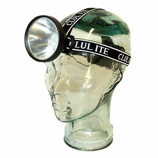 Clulite HL13 Super Spot Rechargeable Head-A-Lite
