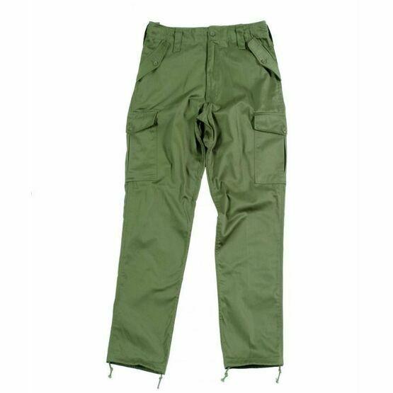 Blue Castle Green Combat Trousers
