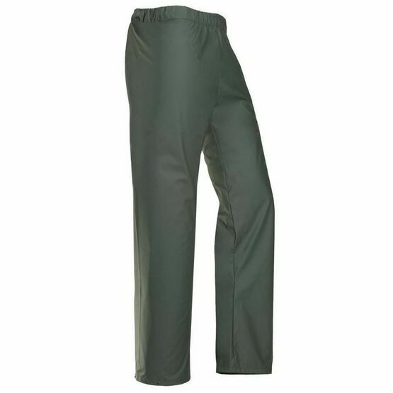 Flexothane Essential Bangkok Waterproof Rain Trousers - Green