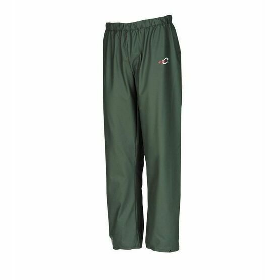 Flexothane Green Waterproof Trousers (Classic Rotterdam)