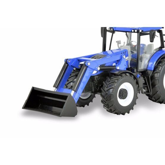 Britains New Holland T6.180 & LDR Tractor 43148