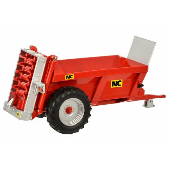 Britains NC Rear Discharge Manure Spreader 43181