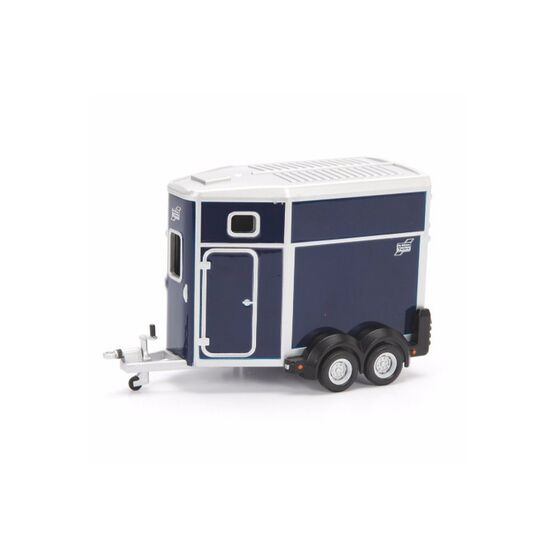 Britains Ifor Williams Horse Box Blue 42916 Only  U00a312 50