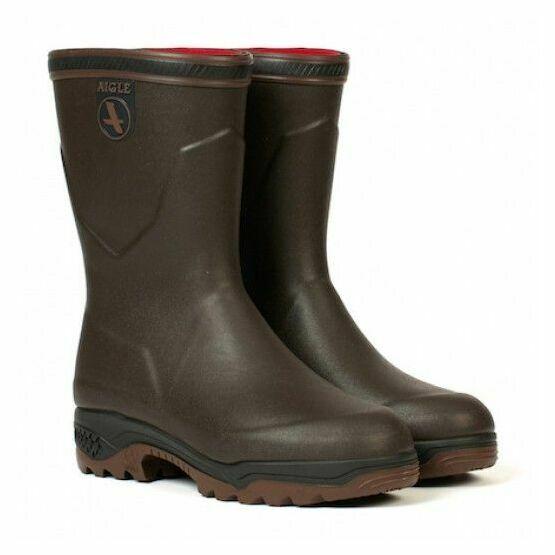 Aigle Parcours Bronze 2 Bott Iso Wellington Boots 84348