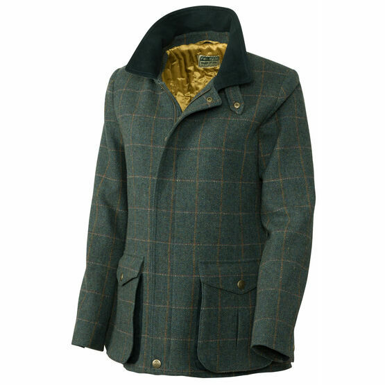 Hoggs Sherborne Ladies Field Coat With Lambswool