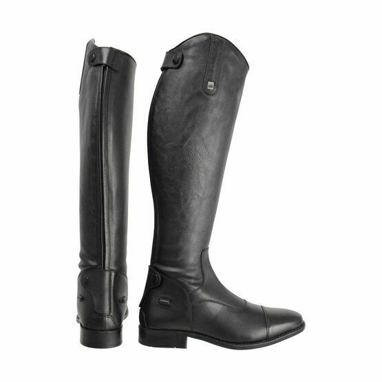 Hyland Black Sicily Riding Boots Standard