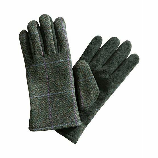 Hoggs of Fife Albany Ladies Lambswool Fleece Gloves ALGL