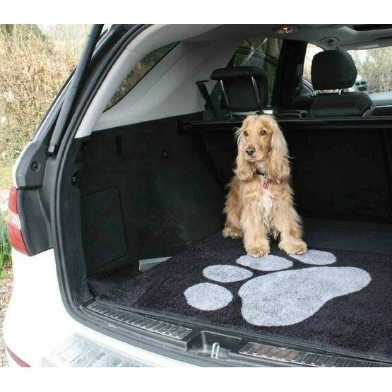 Universal Car Boot Dog Mat From Pet Rebellion