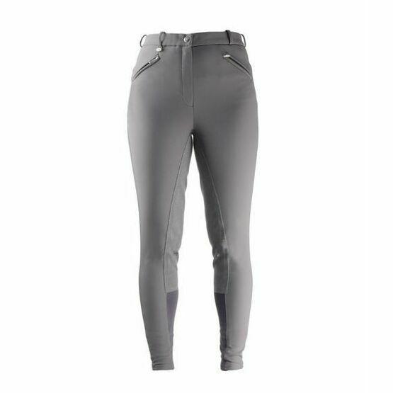 HyPerformance Thermal Softshell Breeches - Grey