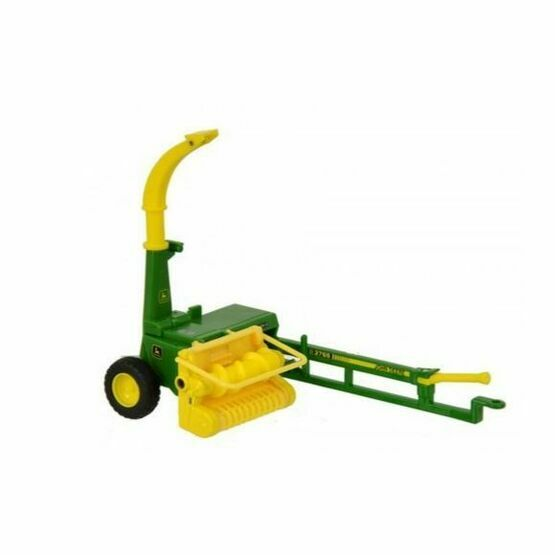 Britains John Deere 3765 Trailed Forage Harvester