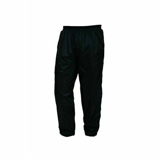 Target Dry Horizon Unisex Waterproof Ripstop Overtrousers - Black