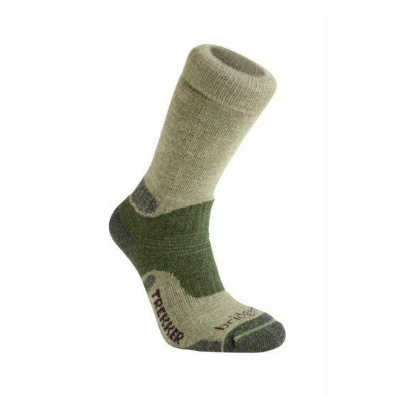 Bridgedale Trekker Woolfusion Socks - Green