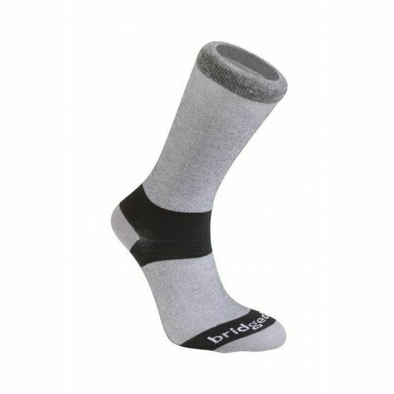 Everyday Coolmax 2PK Sock Liners - Black