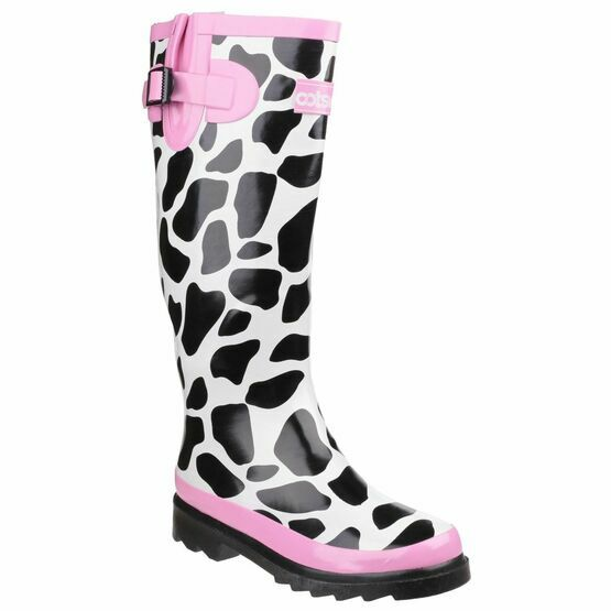 Cotswold Moo Ladies Wellington Boots