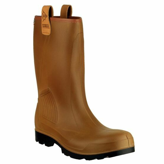 Dunlop Rig Air Lined Boots