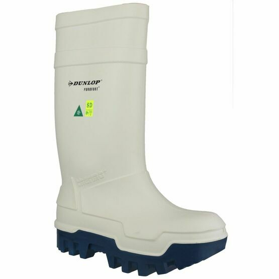 Dunlop Purofort Thermo+ E662143 Full Safety Wellington Boots