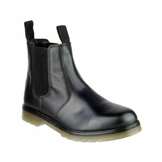 Amblers Colchester Men's Boots (Black)