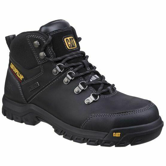 Caterpillar Framework Safety Boots (Black)