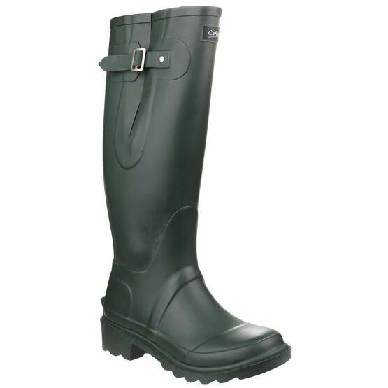 Cotswold Ragley Waterproof Wellington Boots (Green)