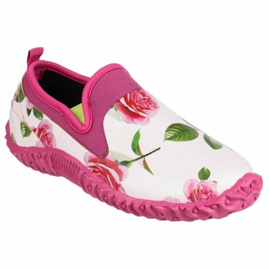 Cotswold Tindal Rose Waterproof Slip On Garden Shoes