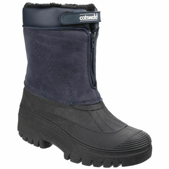 Cotswold Venture Waterproof Winter Boots (Navy)