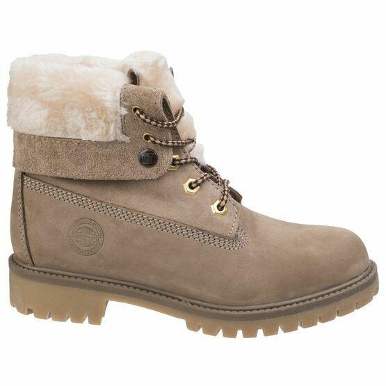 Darkwood Walnut Casual Boots - Sand