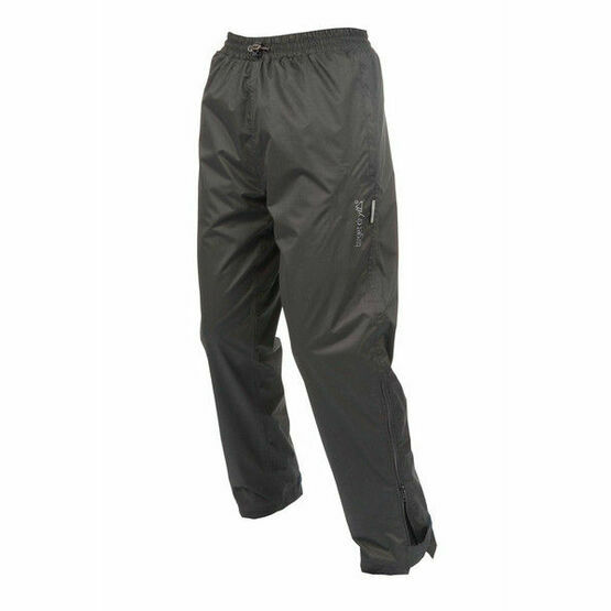 Target Dry Men\'s Lyon Waterproof  Overtrousers - Black