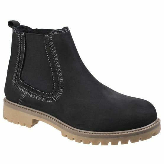 200a2992fd6f Hawthorn Casual Boot in Black from £74.99