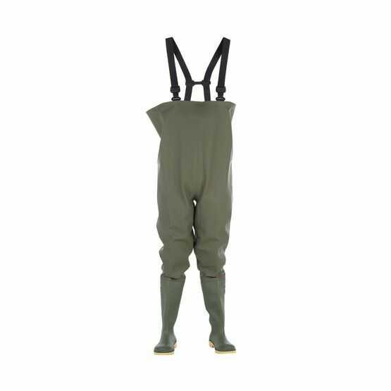 Administrator Chest Wader in Green