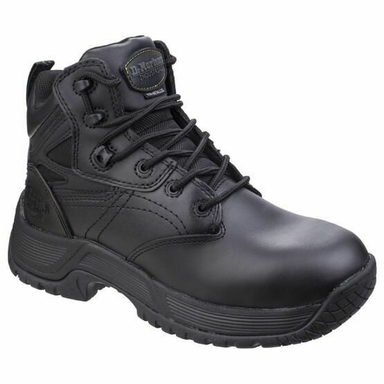 Dr Martens Attend Service Boots (Black)