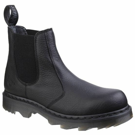 Dr Martens Howden Service Boots - Black