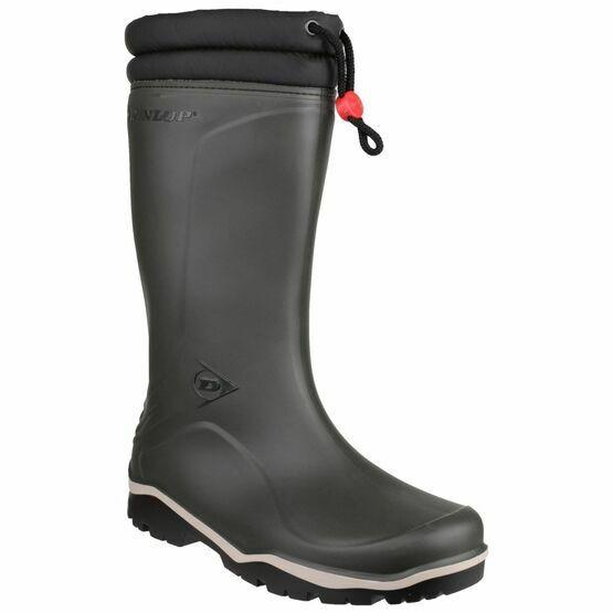 Dunlop Blizzard Wellington Boots (Green)