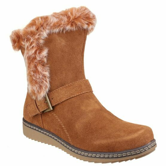 separation shoes cddb0 30e74 Budapest Winter Boot in Tan