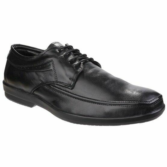 Dave Apron Toe Oxford Formal S in Black