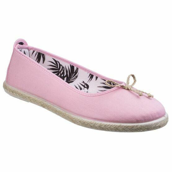 Condor Ballerina Pump in Baby Pink