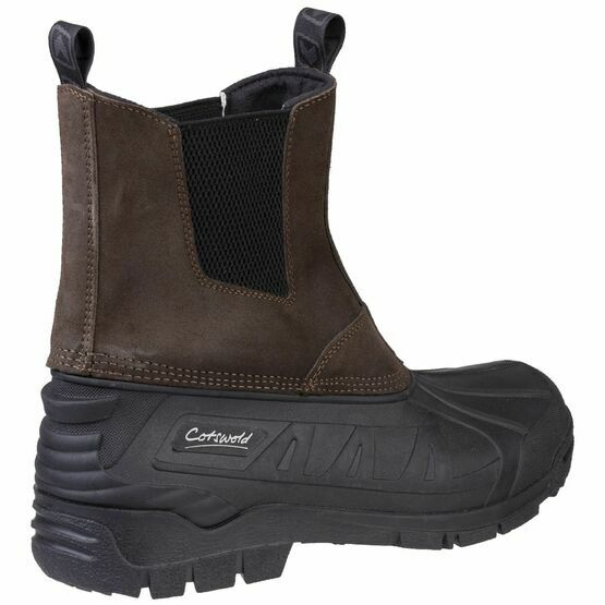 Cotswold Whiteway Hybrid Dealer Boot in Brown