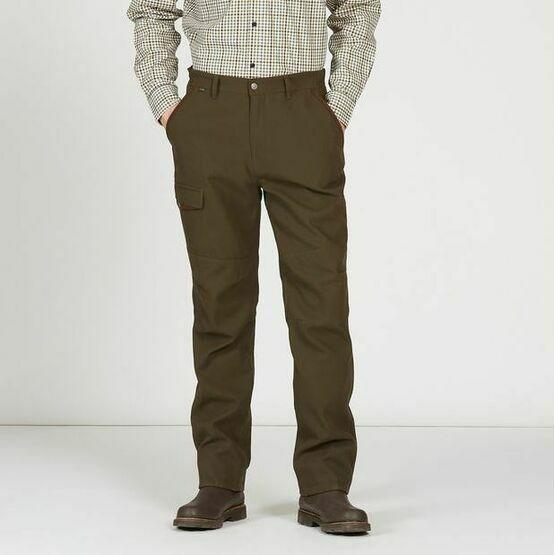 Aigle Bronze Courtal Pants - Brown