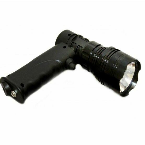 Clutlite PLR-400 Rechargeable Pistol Torch Light