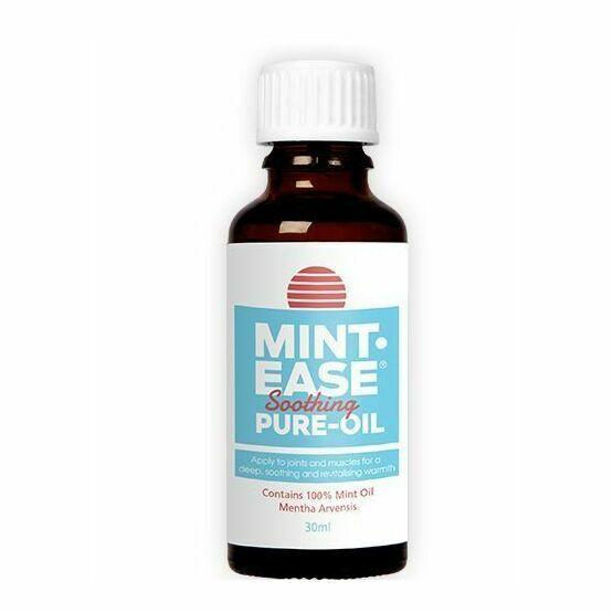 Teisen Mint Ease Pure Mentha Arvensis Oil - 30ML