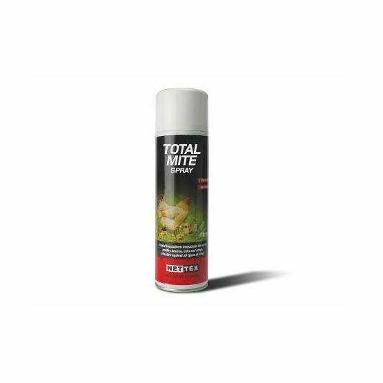 Nettex Total Mite-Kill Insecticide Spray - 500ml