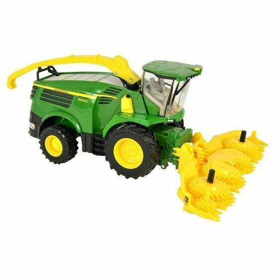 Britains John Deere 8600i Harvester Toy - 43198