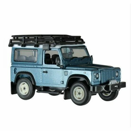 Britains Land Rover Model Play Set - 43217